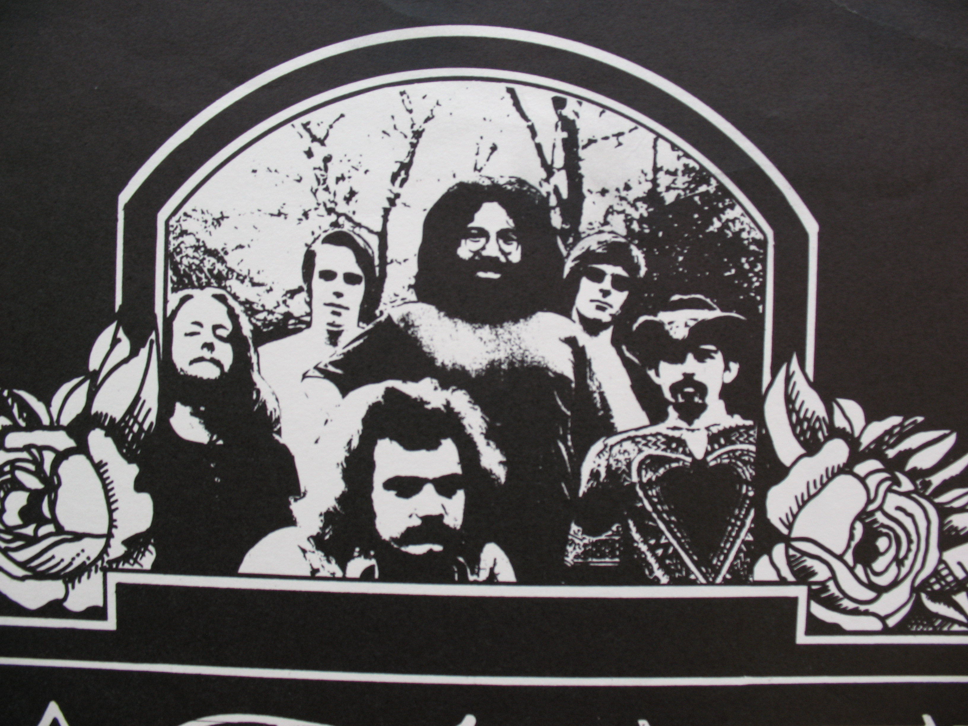 grateful dead posters rare concert posters of the 60 u0027s and 70 u0027s