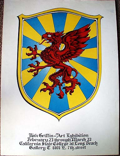 rick griffin stuff rare concert posters of the 60 s and 70 s